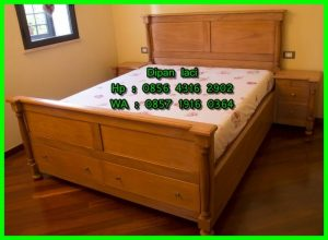 Jual Tempat Tidur Laci
