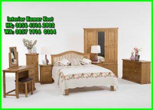 interior kamar kost minimalis