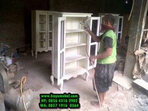 furniture dari kayu jati