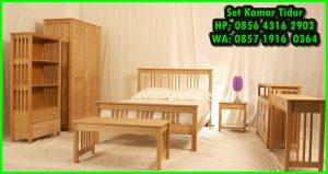 furniture minimalis kamar tidur