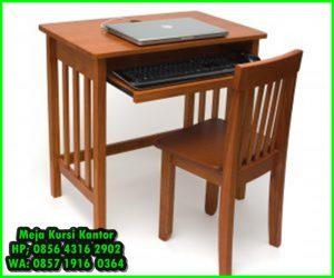 kursi dan meja kantor