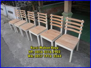harga kursi makan kayu jati