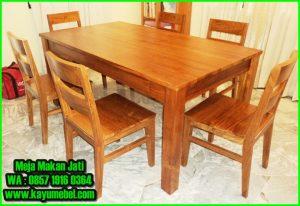 meja dan kursi makan terlengkap