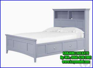 tempat tidur laci murah jakarta