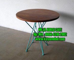 meja kursi cafe Jakarta