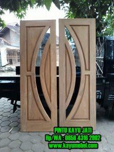 desain pintu minimalis