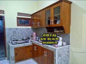 kitchen set Jogja