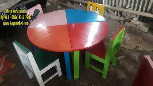 meja kursi untuk tk JOGJA