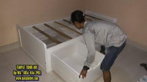 Harga tempat tidur anak kost Jakarta